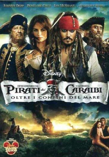Pirati Dei Caraibi Oltre I Confini Del Mare Dvd Rob