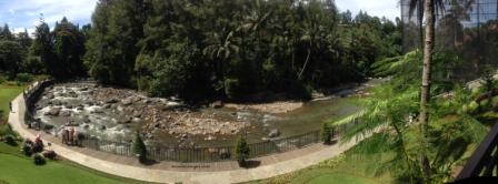 Panorama Ciliwung