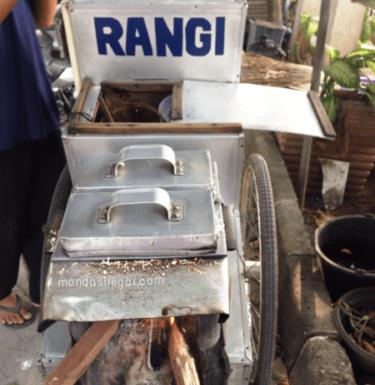 Penjual Kue Rangi