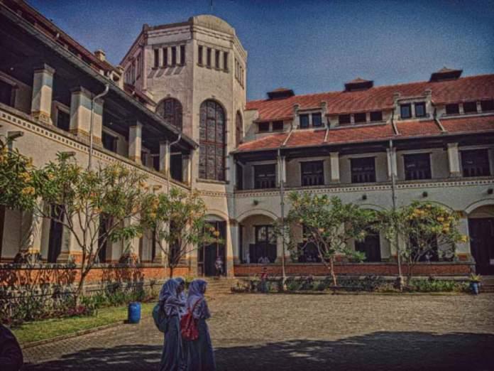 Lawang Sewu Semarang