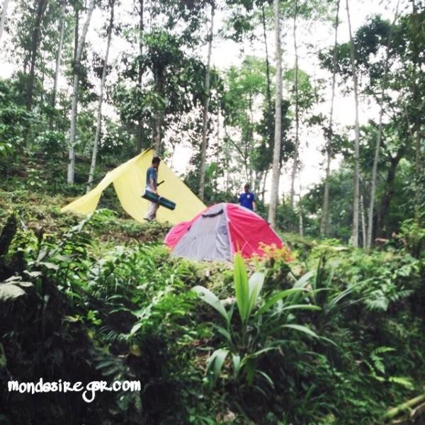 Area Camping Ciomas