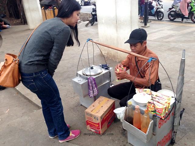 bakso cuanki Bandung