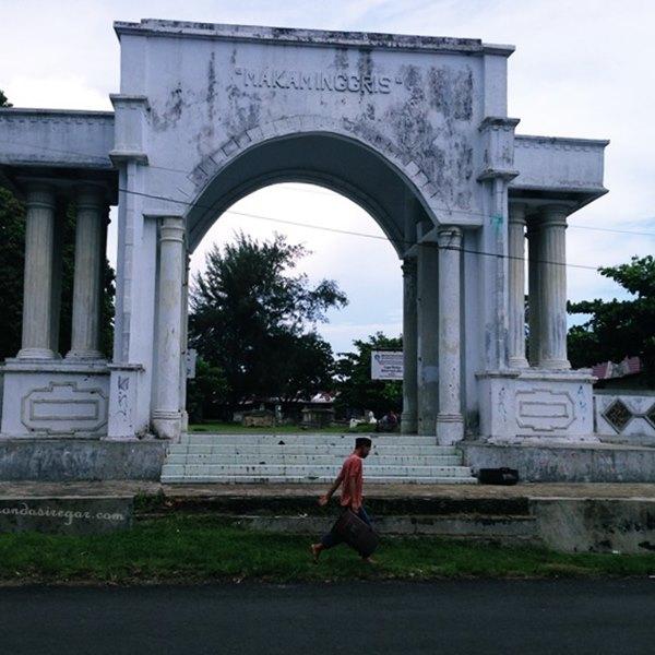 5 Bangunan Peninggalan Inggris di Bengkulu