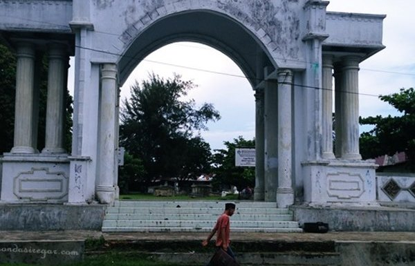 makam Inggris Bengkulu