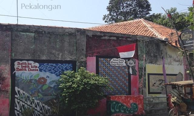 """Kampung Kauman Peka""""Kampung Batik Kauman"""""""