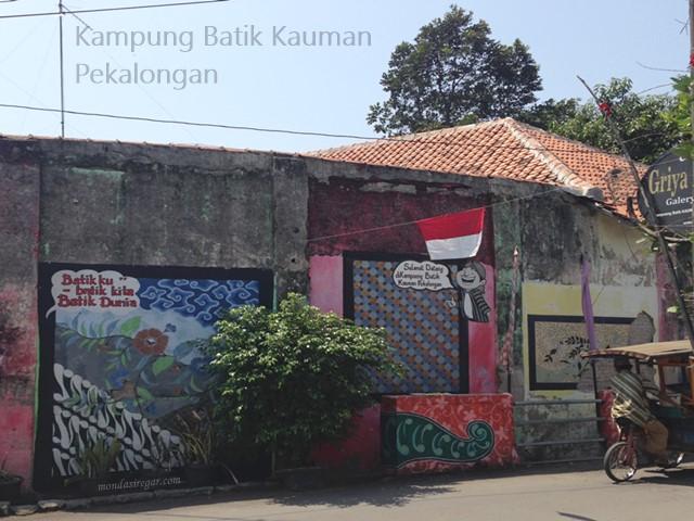 Kampung Kauman Peka