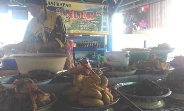 Nasi Kapau Los Lambuang