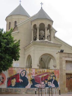 Como vivem os Cristãos no Egito?