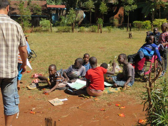 vida na África