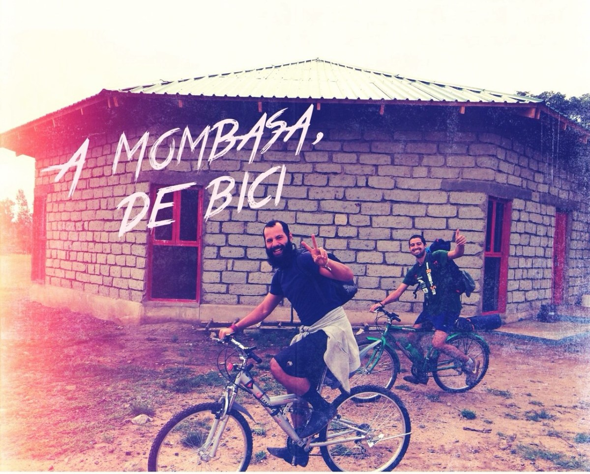 cycling to mombasa