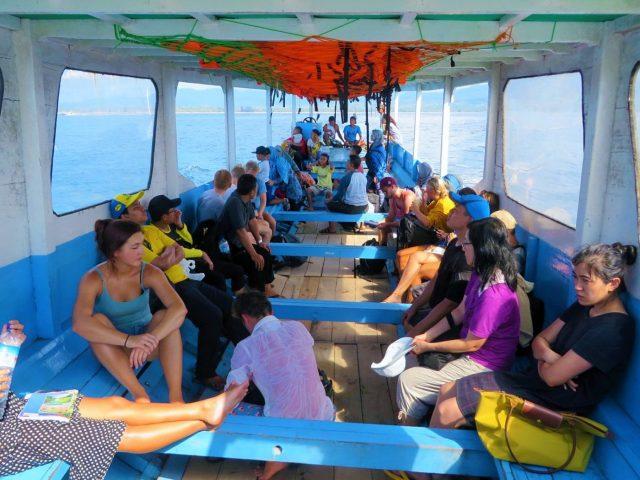 Gili Islands in Indonesia