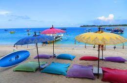 Gilli Islands beaches