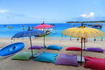Gilli Islands beaches