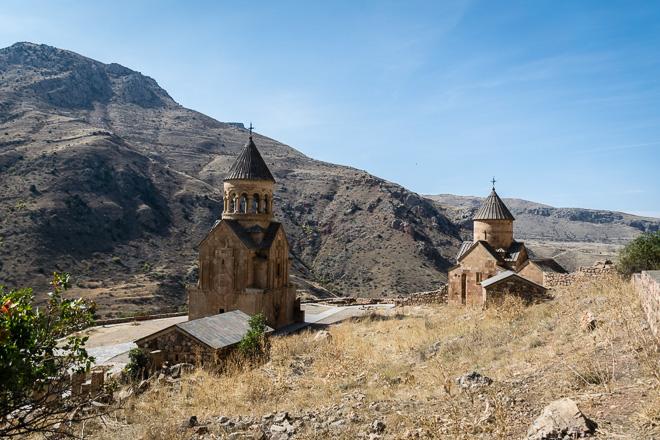 monastérios na armênia e na georgia