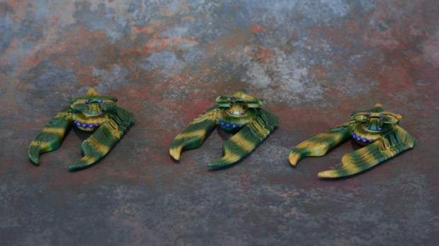 Squad of 3 Reapers (AA tanks).