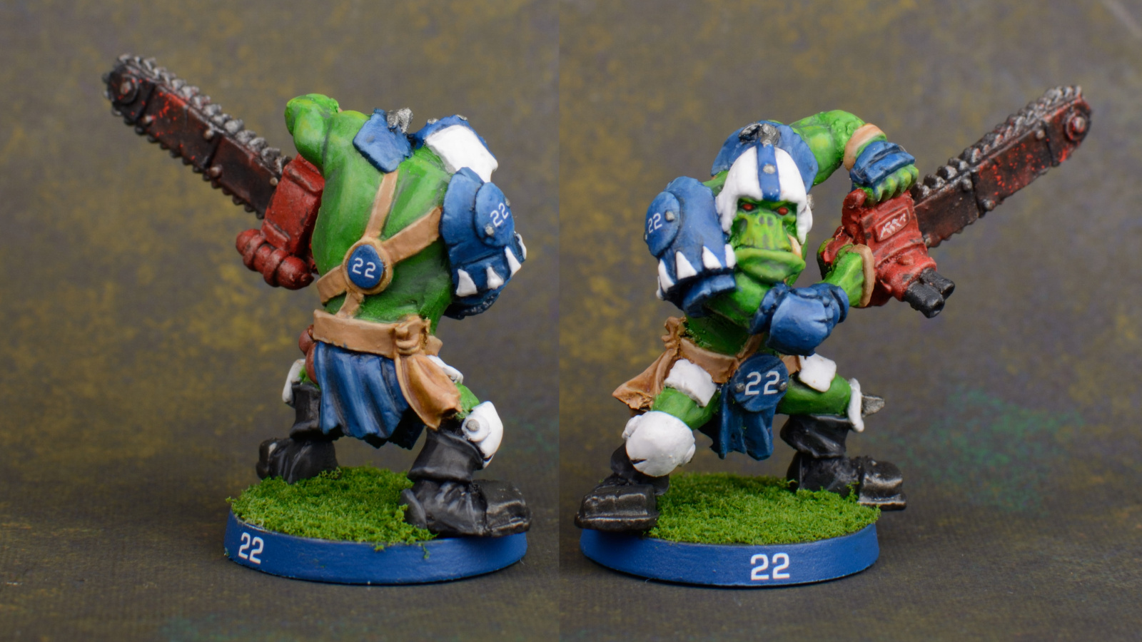 Orc Star Player 10