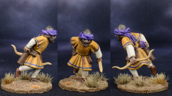 28mm Middle Eastern Archers 3