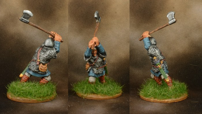 Anglo-Danish Hearthguard - Dane's Axes 3