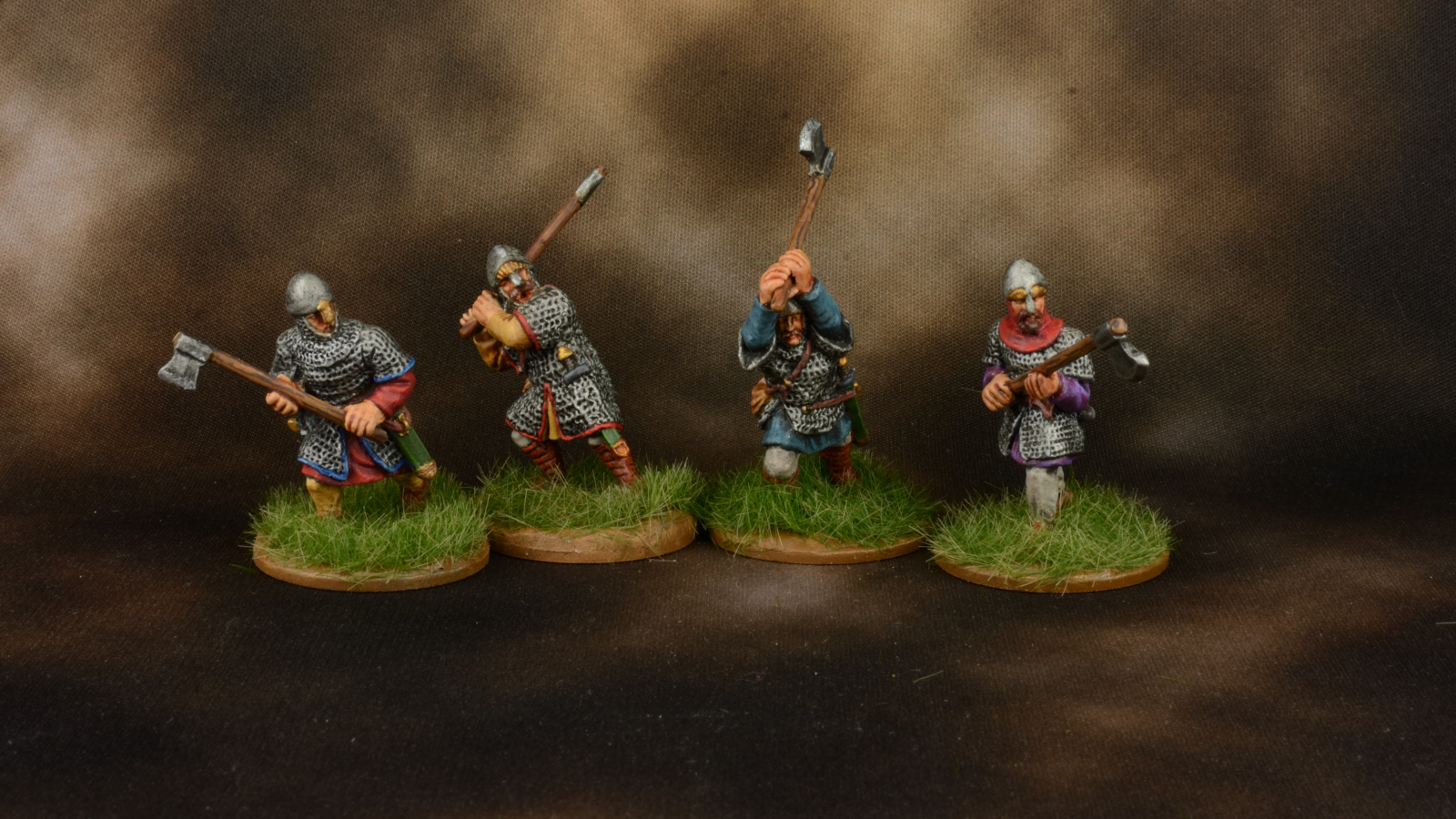 Anglo-Danish Hearthguard - Dane's Axes 1
