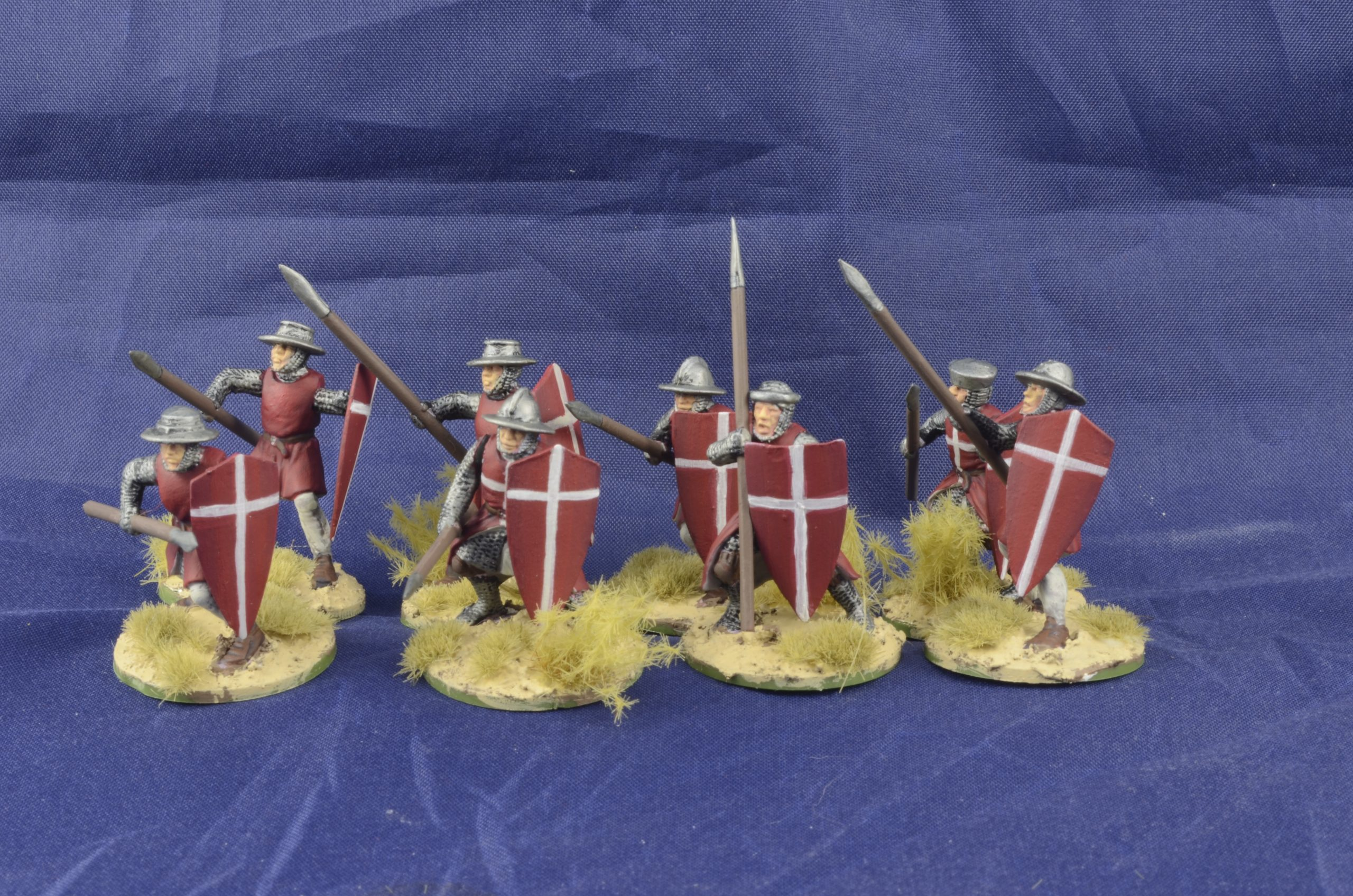 Spearmen Warriors