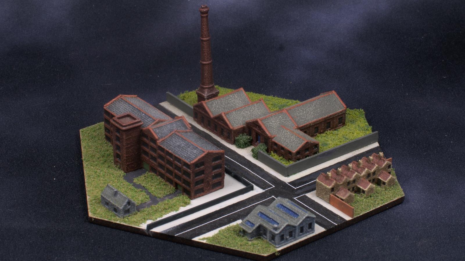 Industrial Area, in 2mm 9