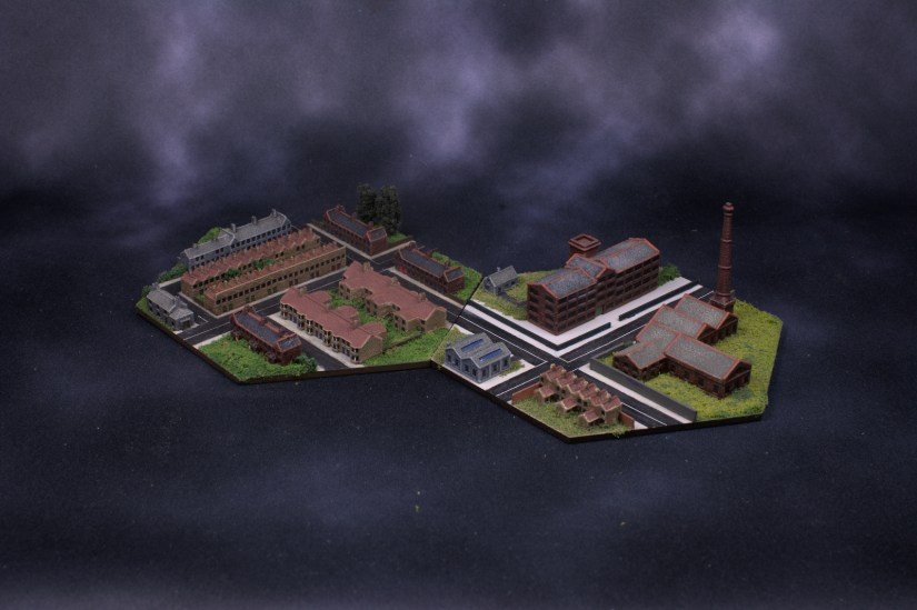 Industrial Area, in 2mm 3