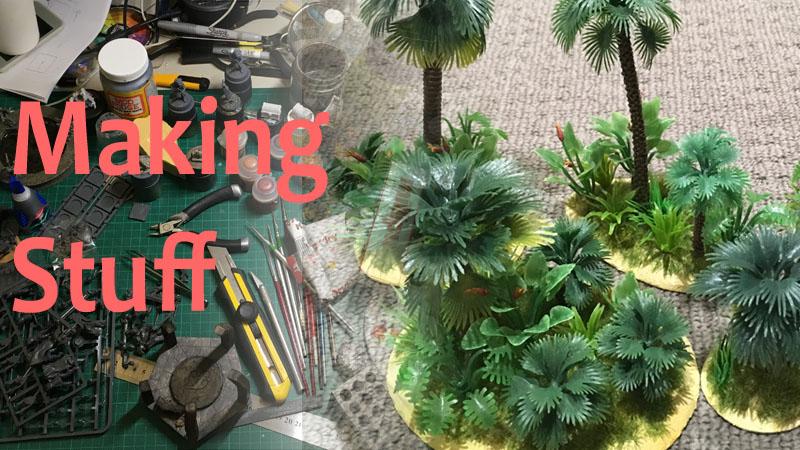 Making Tropical Scatter Terrain 11