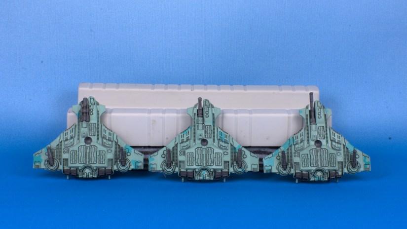 Aeronautica Imperialis Tau Barracudas 2