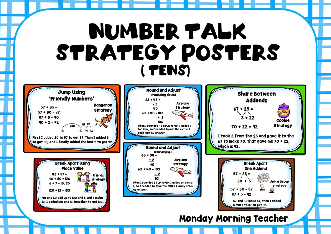 Category Numeracy Resources
