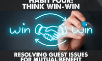 The Seven Habits for Attraction Leaders – Part Four: Think Win-Win!