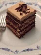 12 layer mocha marjolaine