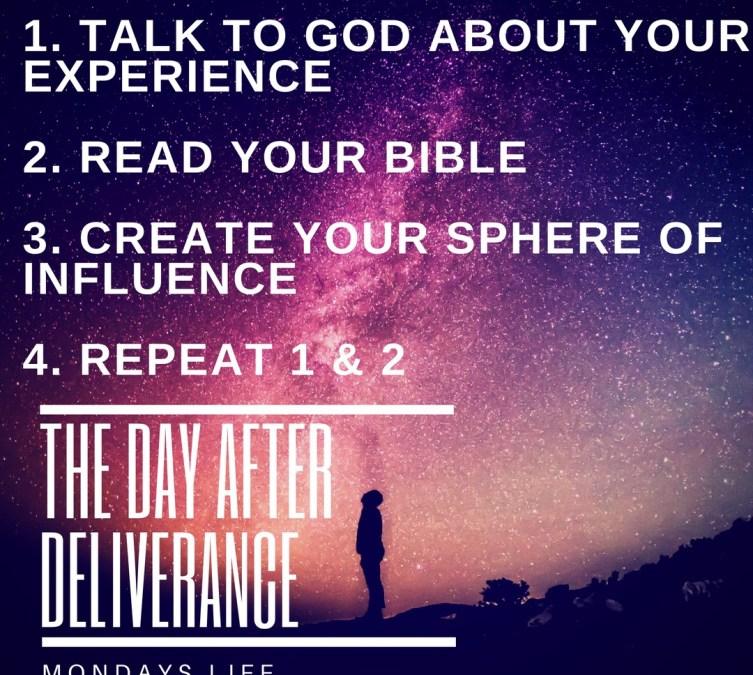 Day After Deliverance Part 3