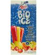10 sucettes de glace 40ml: citron, orange, fraise, Bio Ice
