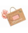 Ombre à paupières n°123 Rose poupée mat Couleur Caramel