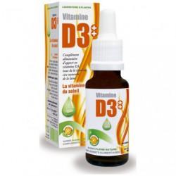 Vitamine D3++ huile 20 d-plantes