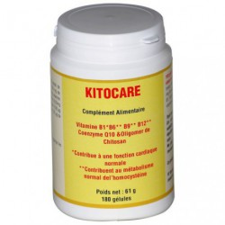 Kitocare Q10 180 han-biotech