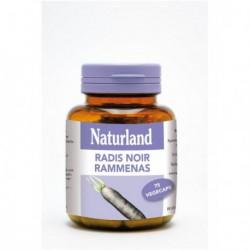 Radis noir 75 Gélules Naturland