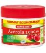 Acérola Bio 1000 Vitamine C maxi pot de 60 Super Diet