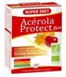 Acérola Protect Bio Gelée royale Pépins de pamplemousse 24 Super Diet