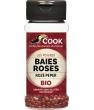 Baies roses entières Cook