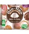 Bioflan Noix de coco sans sucres ajoutés Natali