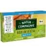 Bouillon cube végétal pauvre en sel Natur Compagnie