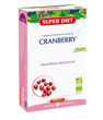 Cranberry Bio 20 ampoules de 15ml soit Super Diet