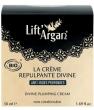 Crème Repulpante Divine Anti rides profondes Lift'Argan 50 Lift' Argan