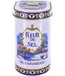 Fleur de sel de Camargue boite métal Provence D Antan