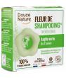 Fleur de Shampooing solide cheveux gras Ortie Karité Argile verte Douce Nature