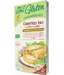 Galette prête à poêler Champignons Pois Chiches Ma Vie Sans Gluten