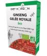 Ginseng Gelée Royale bio 20 ampoules de Diet Horizon