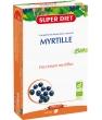 Jus de Myrtille 20 ampoules de 15ml soit Super Diet