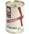 Lait de coco bio Artisans Du Monde